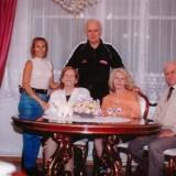 Nazım Siyavuşoğlu ve Ailesi