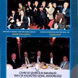 Nazım Siyavuşoğlu T.C Cumhurbaşkanlığı Himayelerinde 21 , 23 Kasım Uluslararası KONGRE Veda Töreninde Boğaz Turu ŞANZELİZE Yatında YEMEK.