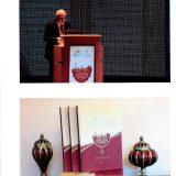 T.c Cumhurbaşkanlığı Himayelerinde Osmanlı Coğrafyası Uluslararası panelde Nazım Siyavuşoğlu Sunumu .