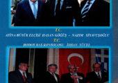 Nazım Siyavuşoğlu Atina Büyük Elçisi