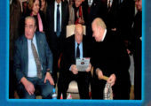 Nazım Siyavuşoğlu Rauf Denktaş ile Birlikte