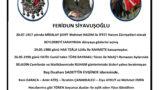 Nazım Siyavuşoğlu BEYLERBEYİ Sarayı 1917 doğumlu Babası ŞEHZADE Feridun Siyavuşoğluna 20 .yıl anısına…