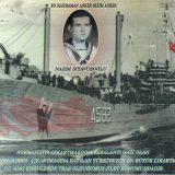 Nazım Siyavuşoğlu muhrip