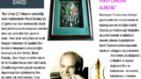 Nazım Siyavuşoğlu türkish time Dergisinde Röportaj