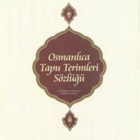 Osmanlıca Tapu Terimleri Sözlüğü 1 N.Siyavuşoğlu