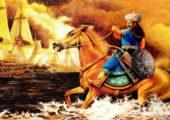 Atını Korkusuzca Denize Süren Büyük Komutan Fatih Sultan Mehmet Han (Nazım Siyavuşoğlu)