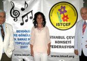 Nazım Siyavuşoğlu Aylin Şengül Taşçı ve Tunay Gürsel İftar Programı