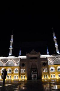 Çamlıca Camii ( Nazım Siyavuşoğlu )