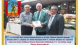 Baro Bahçe Hatırası Rodos ve 12ada Türkleri İstanbul derneği konseyi. Nazım Siyavuşoğlu